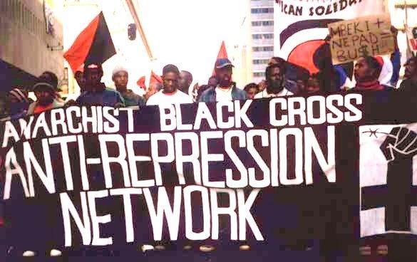Anarchist Black Cross Anti-Repression Network