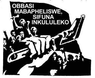 Graphic (Zulu, syndicalism)