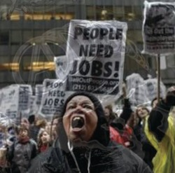 End poverty, fight for decent jobs