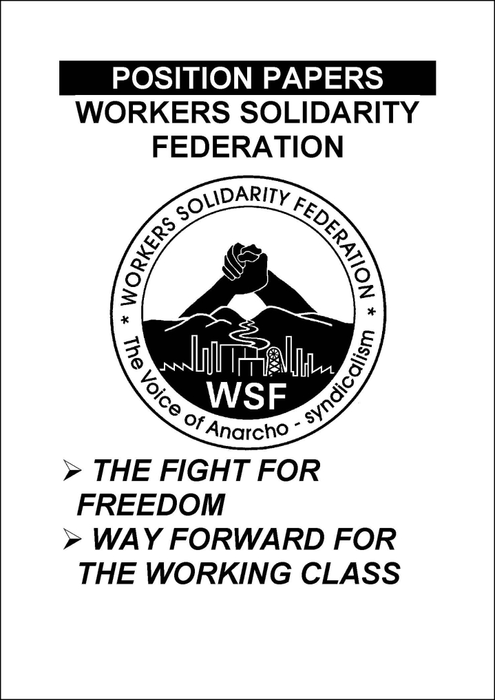 WSF POSITION PAPERS 1998-Part 1 - Analysis and strategy