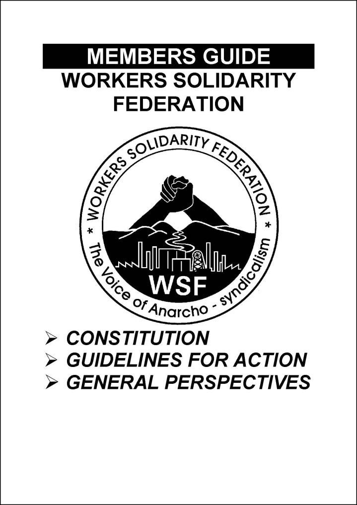 WSF POSITION PAPERS 1998- Part 2 - members guide-2