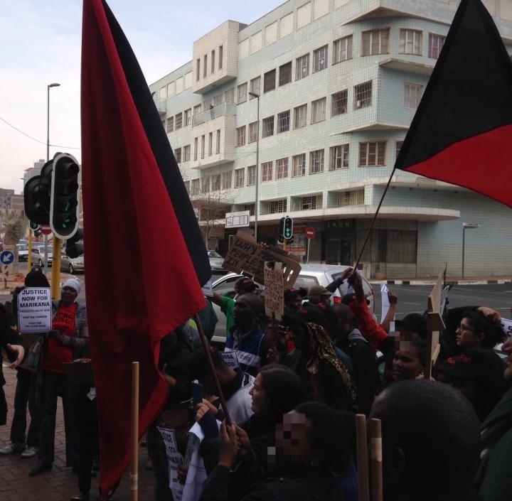 Marikana Jhb anarchos