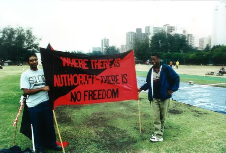 BMC at WCAR Durban 2001 [blur]