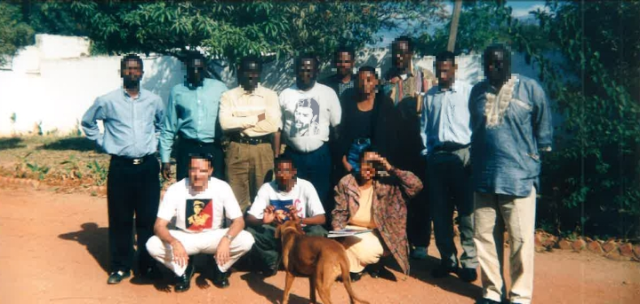 WSF with Socialist Caucus & AWSM Lusaka 1998